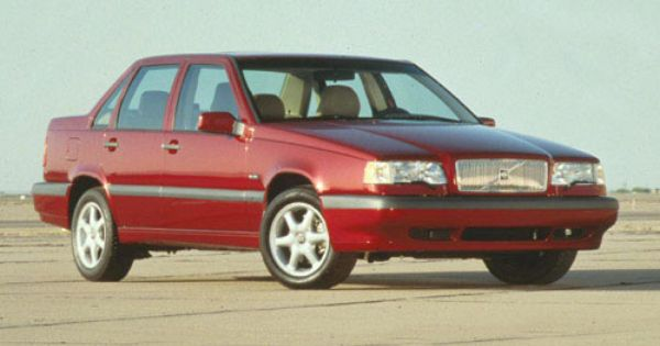 94 Volvo My First Volvo Love The Color Volvo 850 Volvo Repair Manuals