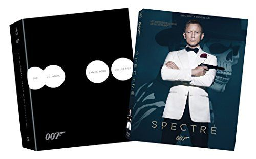 The Ultimate Bond Collection Spectre Bundle Blu Ray Blu