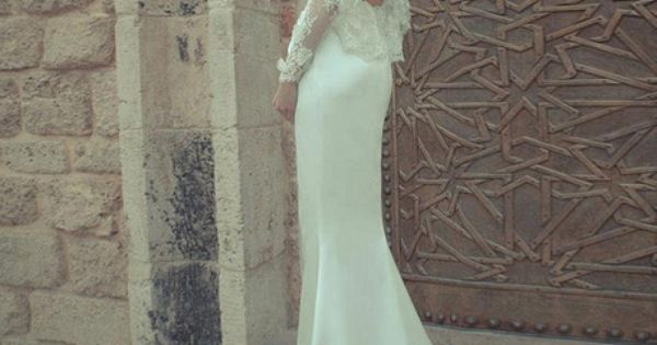 Stunning Wedding Dress | Yaki Ravid 2012