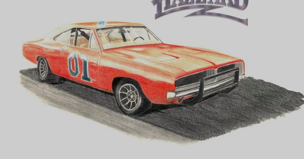 cool drawing dukes of hazzard pinterest drawings. Black Bedroom Furniture Sets. Home Design Ideas