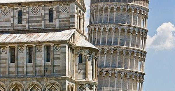 Pisa, Italy - again. the first time was too short and too