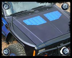 American Rod Rods Jeep Cherokee Xj Hood Louvers Jeep Cherokee Xj Jeep Jeep Cherokee Accessories