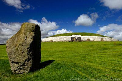 Newgrange Ireland Ancient Ireland Newgrange Ireland Places To See