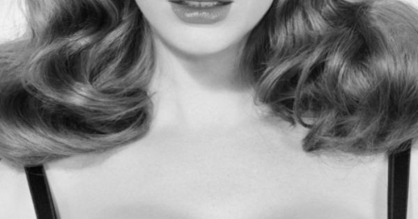 The very luscious, Christina Hendricks. My girl crush :)