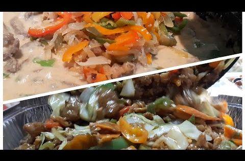 Beef Stroganoff Chicken Cashew Buffalo Chicken دجاج محشي ارز الاوزي وفتة الباذنجان Youtube Chicken Beef Stroganoff Buffalo Chicken