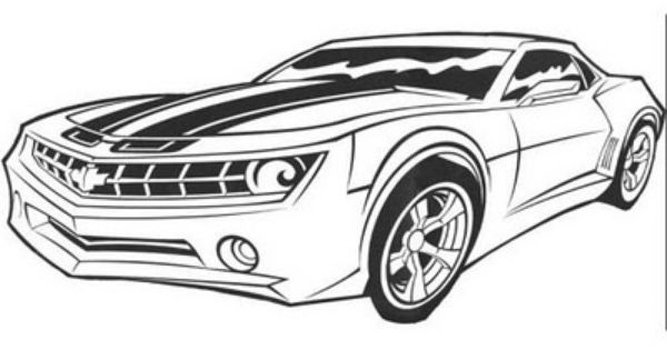 Transformers Bumblebee Coloring Pages Pictures Pages To Print Free Bumblebee Tr Transformers Coloring Pages Cars Coloring Pages Race Car Coloring Pages