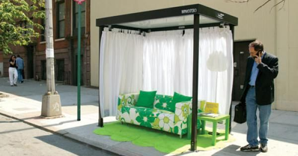 ikea bus stop advert is both interactive and intelligent moodboard social media viral. Black Bedroom Furniture Sets. Home Design Ideas