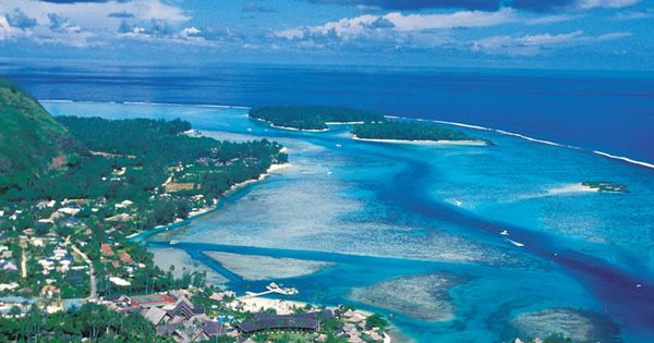 Moorea Intercontinental Resort and Spa, French Polynesia