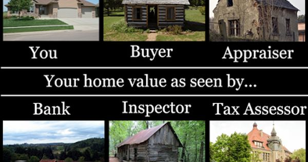 The Actual Home Value As Seen By The Buyer Seller Appraiser