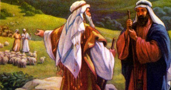 Call of abraham bible study