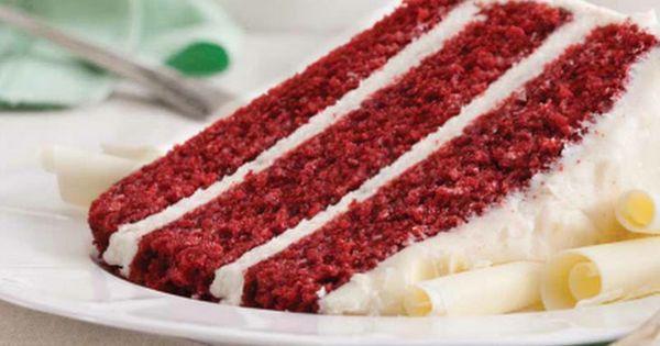Swans Cake Flour Red Velvet Recipe