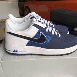 Cowboys Custom Nike Air Force 1