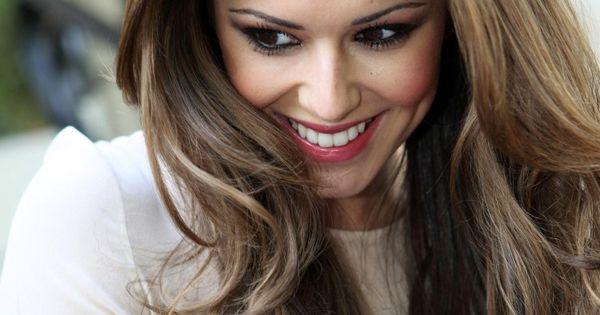 Beautiful Hair Makeup Cheryl Cole