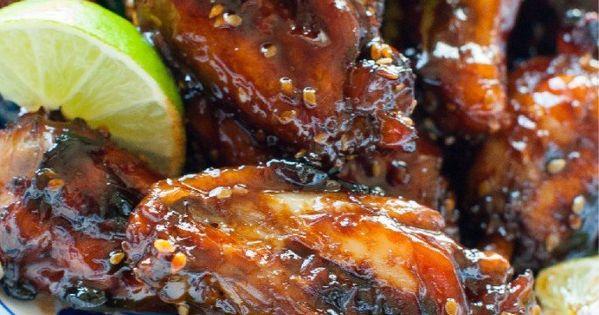 Honey Lime Sesame Paleo Chicken Wings | Recipe | Chicken Wings, Sesame ...
