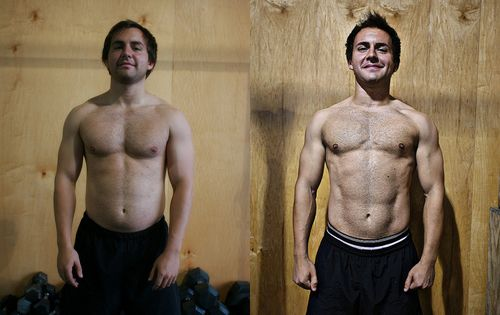 Tuesday Transformation! #beforeandafter #diet #healthy #nutrition ...