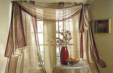 الملواني ديكور هوم المنتجات ستائر كلاسيك Home Cozy Apartment Decor Corner Curtains
