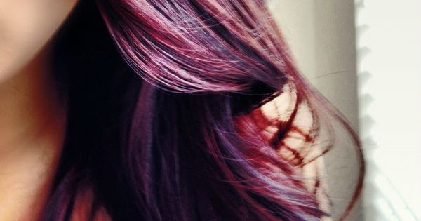 If I didn't have red hair, I would have purple hair.