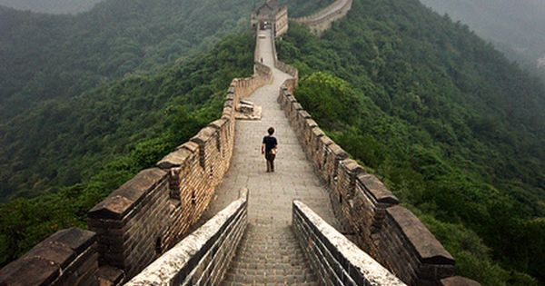 Who has the Great Wall of China on their travel bucket list?