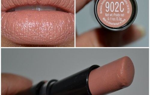 If you are looking for a nude lipstick, this one is great