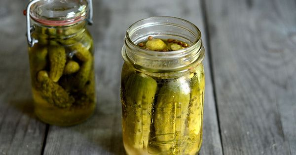 Homemade Claussen Knock-Off Pickles | Recipe | Homemade ...