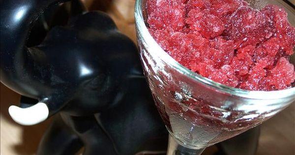Pomegranates, Sorbet and the Originals on Pinterest