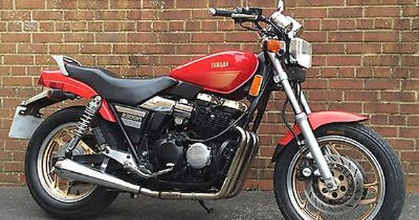 Ebay Yamaha Yx 600 Radian Only 28 224 Miles Retro 80s Classic Baby V Max Maxim Motorcycles Biker Ukdeals Rssdata Net Motos