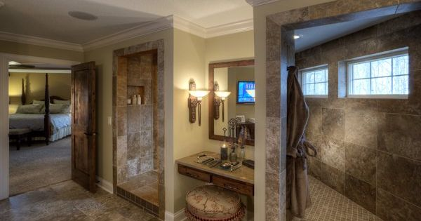 What do you think of this walk through shower from @Lennar Minnesota?