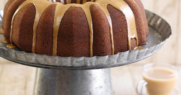 Gingerbread Pound Cake ~ I am a gingerbread addict and this Gingerbread