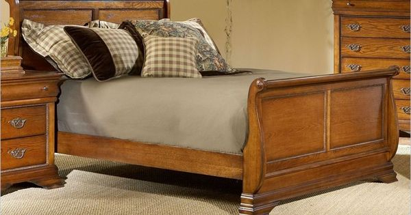 Largo Lafayette King Sleigh Bed