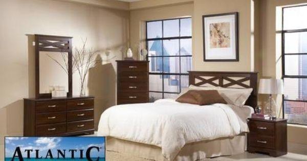 All New Raphael Contemporary Bedroom Set