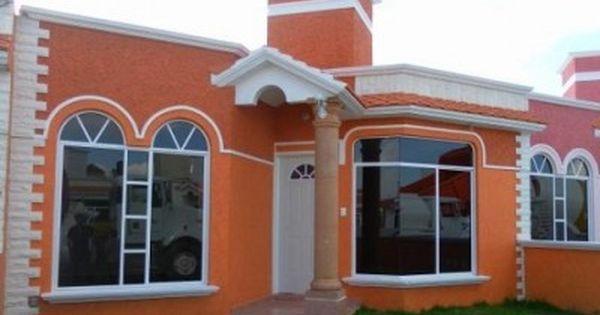 Colores de casas bonitas bello coches y motocicletas for Colores de casas modernas por fuera