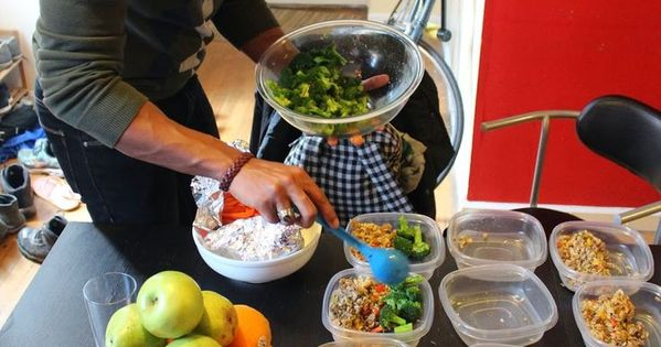 Expert tips on how to prepare a weeks worth of healthy meals.
