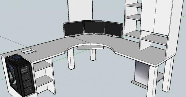 Photography Competition Office Furniture Computer Desk Plans Desk Layout Diy Computer Desk
