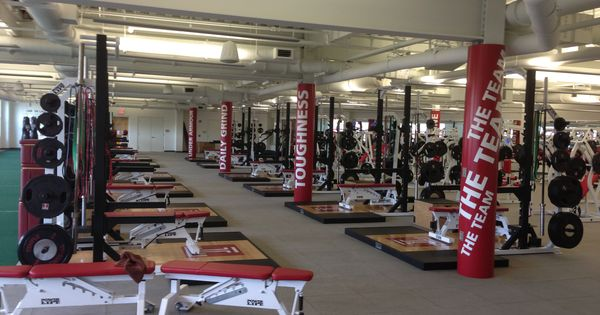 Weight Room Football Complex Temple University Gym Complex