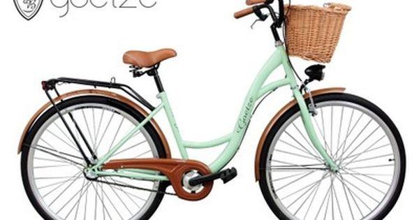 Kup Teraz Na Allegro Pl Za 629 00 Zl Damski Rower Miejski Goetze 28 3biegi Kosz Gratis 6695578198 Allegro Pl Radosc Zakupow I Be Bicycle Vehicles Moped
