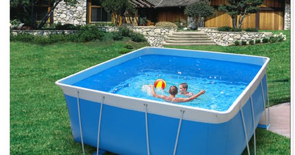 Why Build A Swimming Pool When You Can Buy One Www