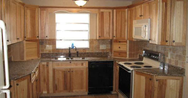Denver hickory kitchen cabinets for the home pinterest for Kitchen cabinets denver