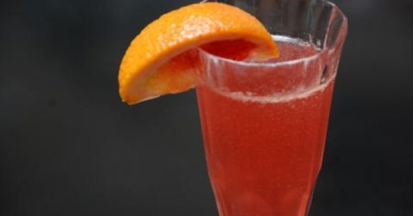 Blood Orange Sparkler Recipe. This drink recipe requires a little ...