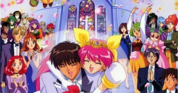 Wedding Peach Momoko Yosuke Pinterest Manga And Anime