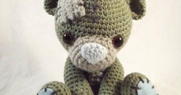 Grey Bear Amigurumi Crochet Pattern : Tatty Teddy ~ amigurumi bear Crochet Amigurumi ...