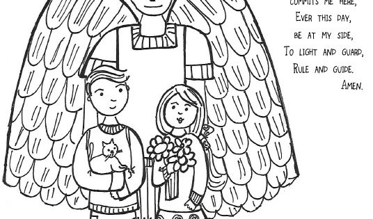 roman catholic coloring pages - photo#31