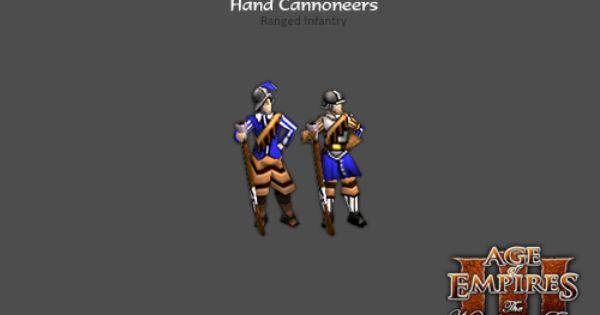 Unit Showcase Hand Cannoneers Image Napoleonic Era Mod For Age