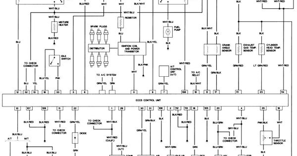 New Nissan Hardbody Wiring Diagram Di 2020