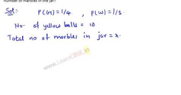 Free Rd Sharma Class 10 Solutions Probability Learn Cbse Probability Solutions Chapter 13