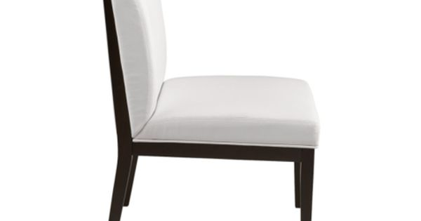 A Othello Dining Chair Dining Chairs White Dining Chairs Chair