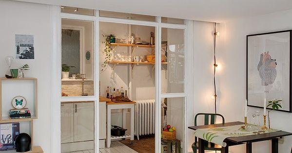 Un appartement su dois lumineux espaces minuscules - Appartement spacieux lumineux en suede ...