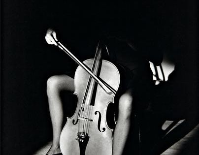 Black and white photography classics of photography art by Jeanloup Sieff (1933