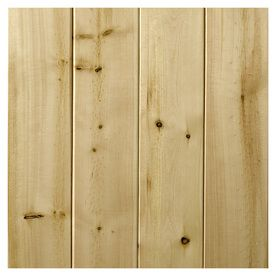 Empire Company 8 Ft Wood Wall Panel Wood Panel Walls Tongue Groove Walls Cedar Walls