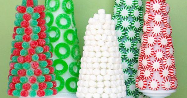 Pufym s blog decoracion alternativa al rbol de navidad - Decoracion alternativa ...