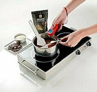 Yoocook YC60604 Thermom/ètre /Électronique /à Infra-Rouge pour Chocolat